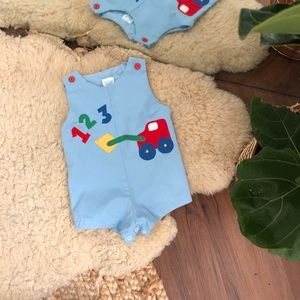 Other - Vintage Baby Overalls